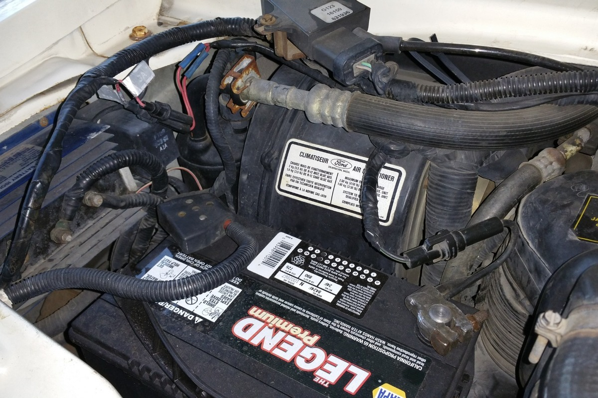 1992 Lazy Daze 26.5 RB E350, 4