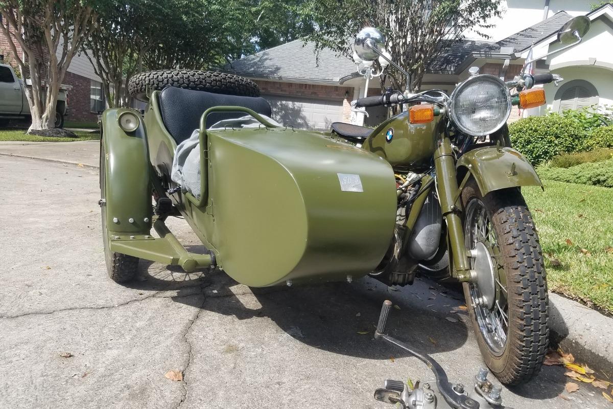 1957 58BMW Chang Jiang, 0