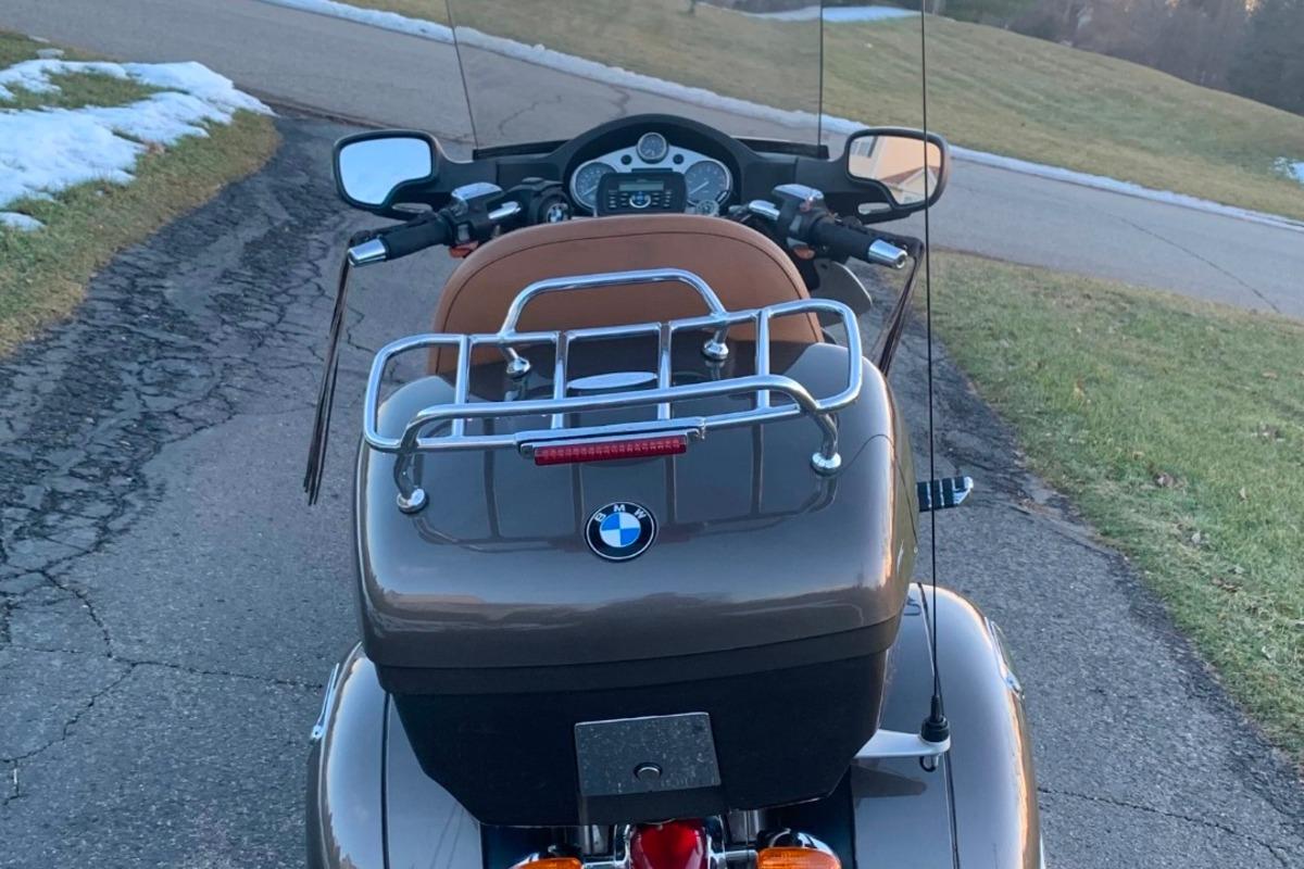 2004 BMW R 1200 CL, 4