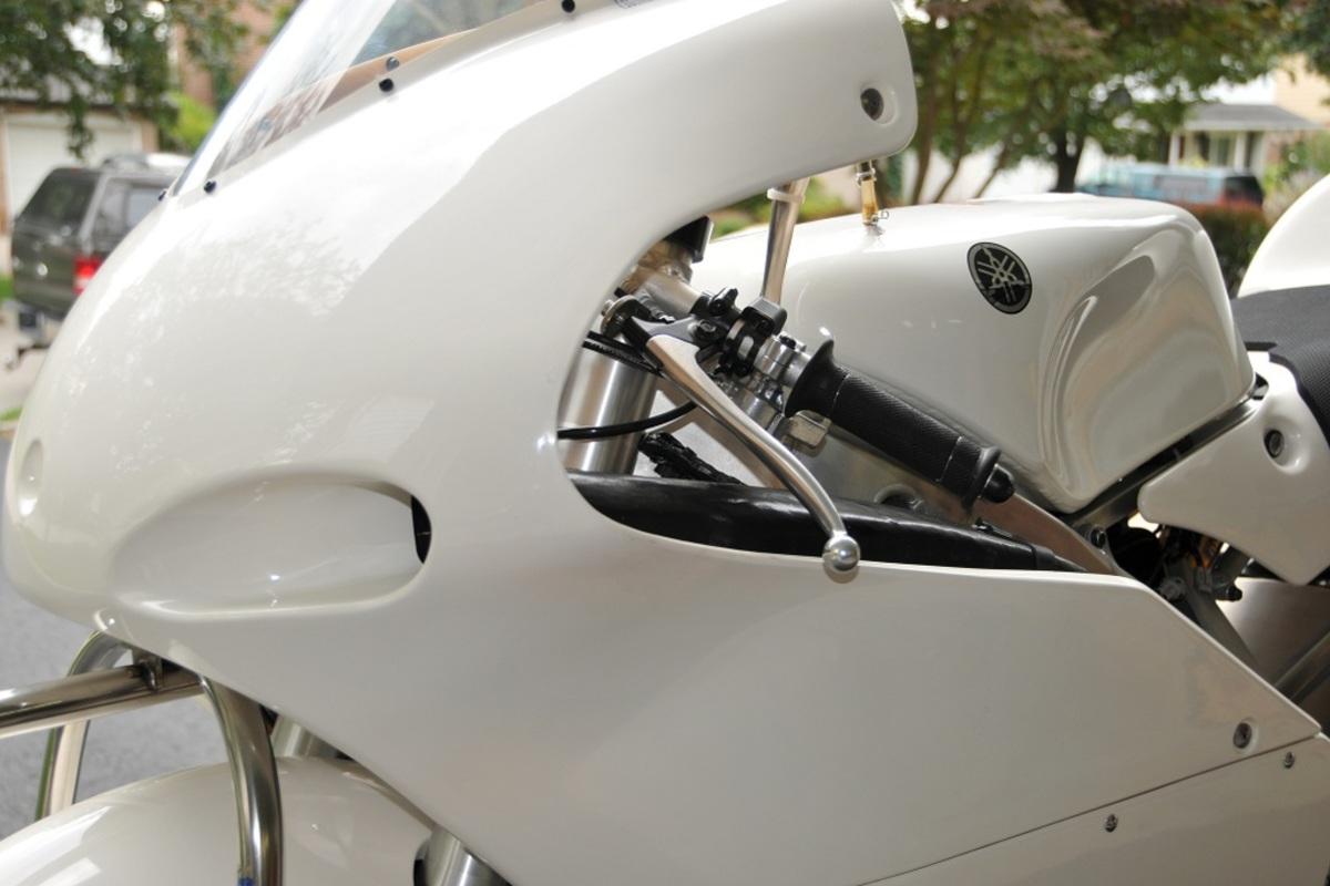 2009 Yamaha TZ250 5KE, 2