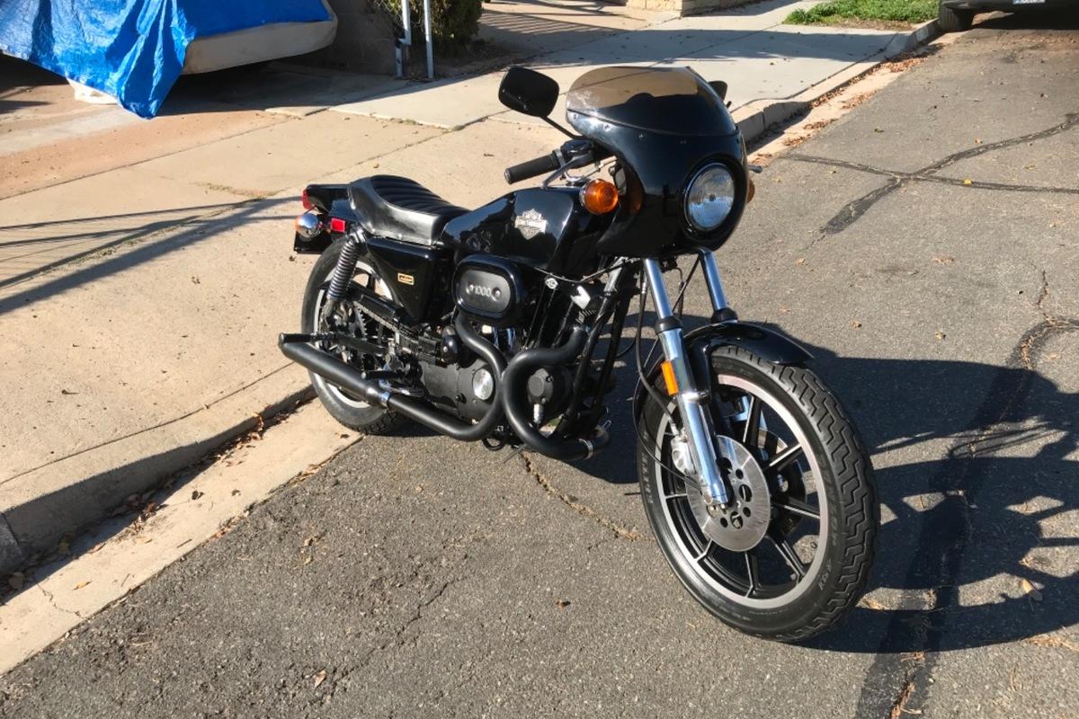 Motorcycle Dealer San Diego Ca >> 1978 Harley-Davidson Xlcr-1000 — Motorcycles for Sale