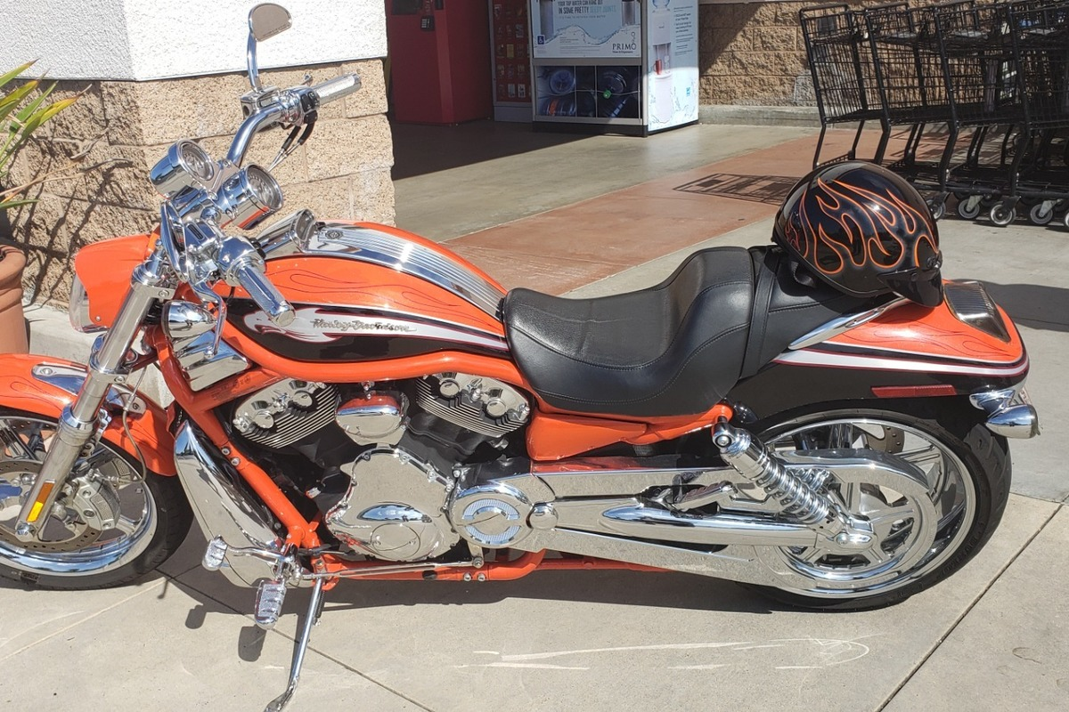 2006 Harley-Davidson VROD VRSCE2, 1