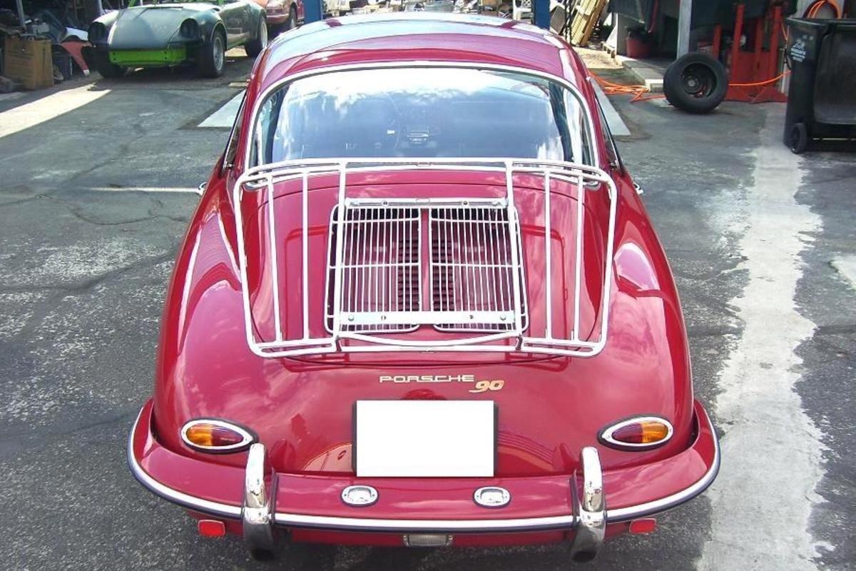 1962 Porsche 356 Super 90, 3