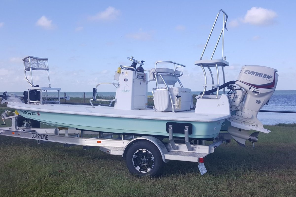 2006 New Water Boat Works Curlew, 1
