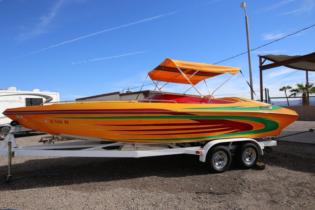 2006 Cheetah Boats Stiletto 24, 20