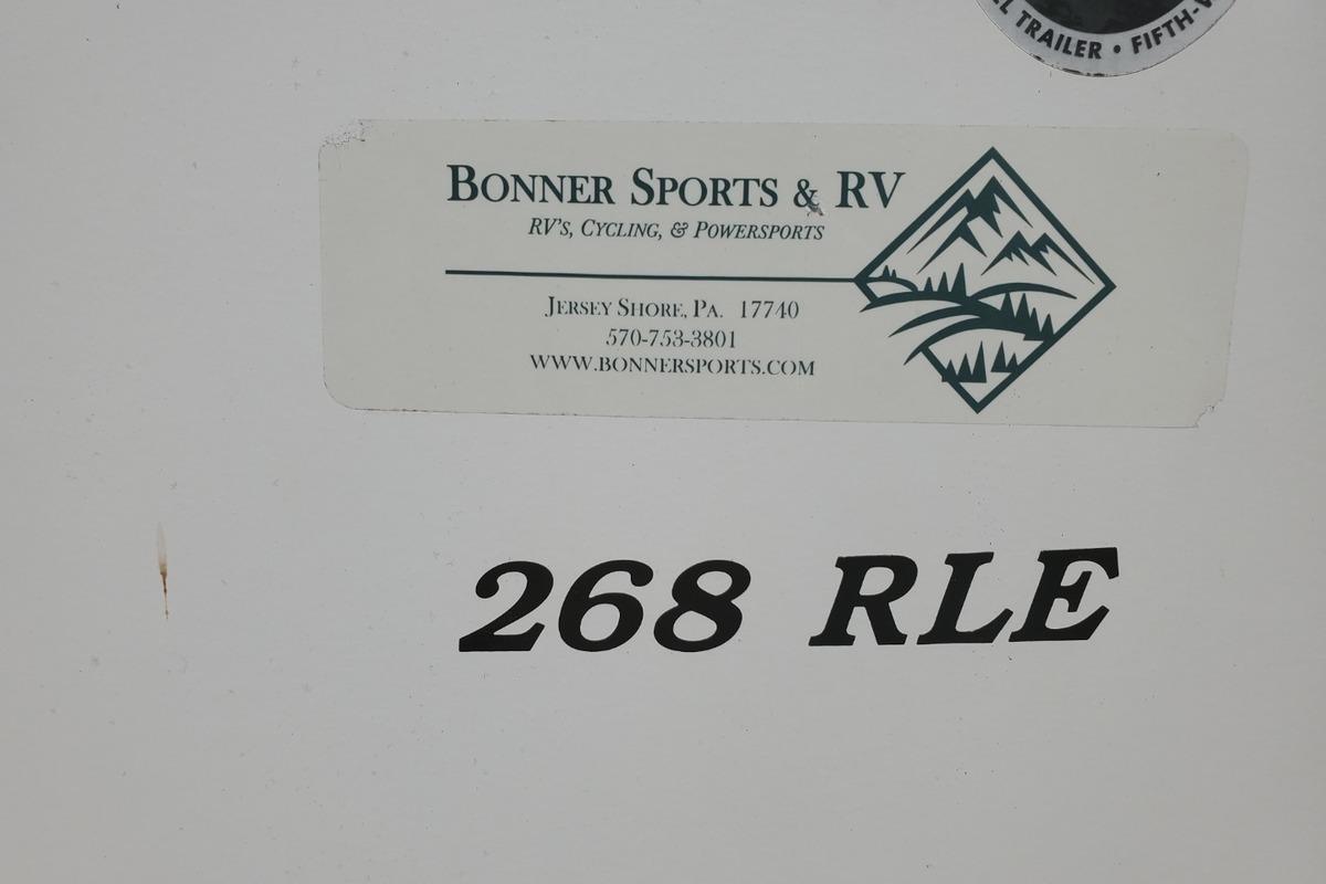 2010 Coachmen Forest River 268 RLE, 7