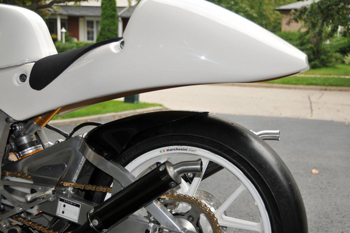 2009 Yamaha TZ250 5KE, 1