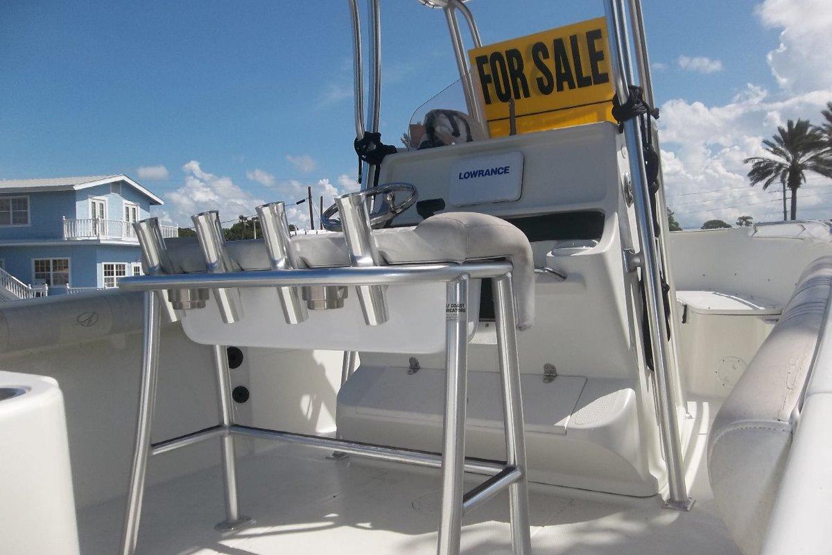 2008 Sailfish 218CC, 1