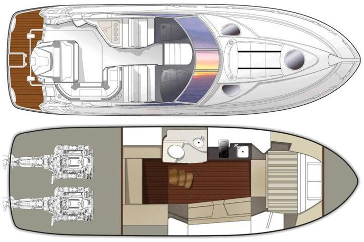 2014 Monterey 320 Sprot Yacht, 8
