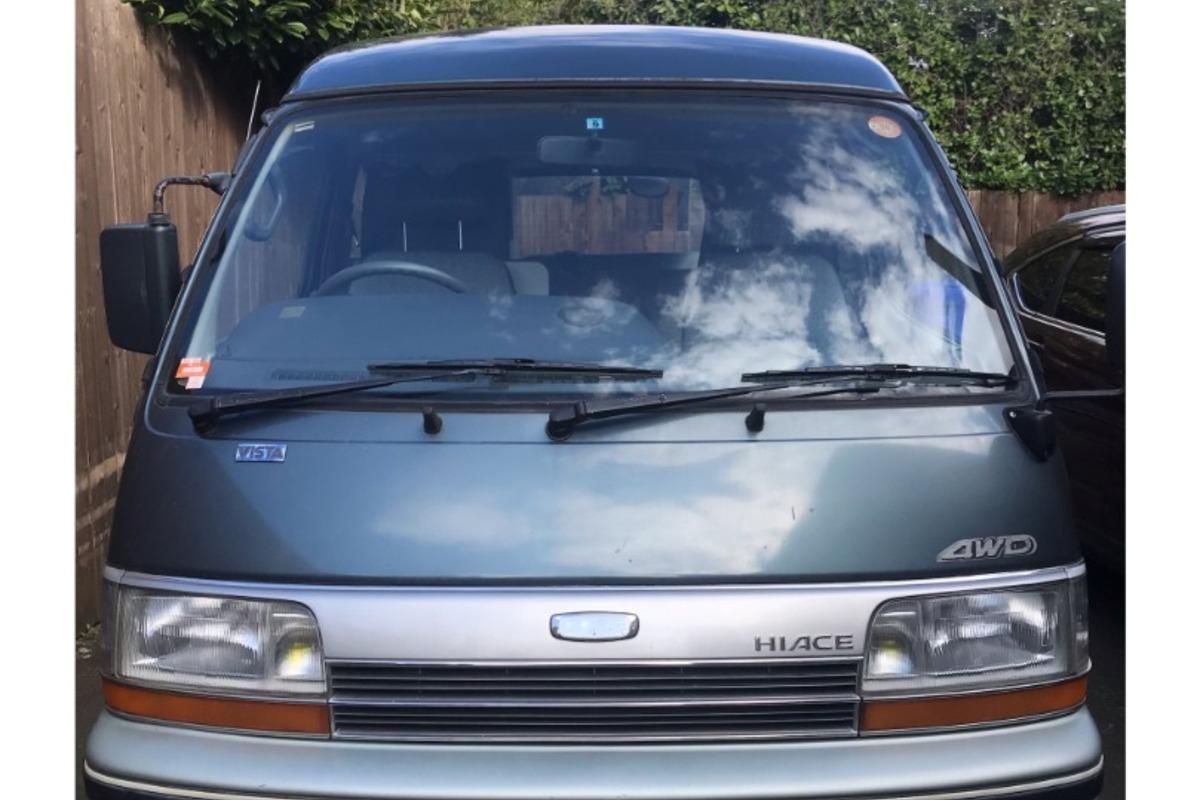 1993 Toyota Hiace Cruising Cabin, 6
