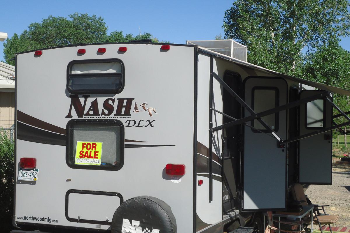 2013 Northwood Nash 25C, 16