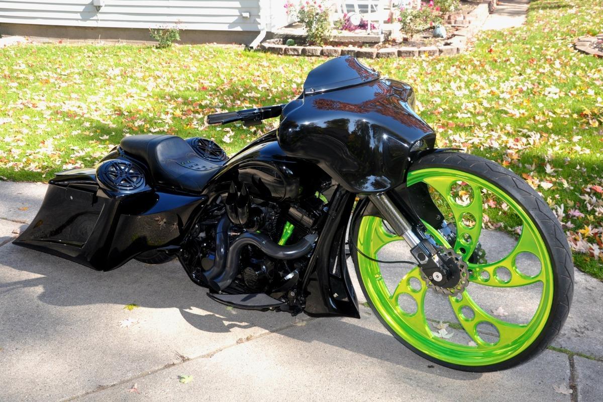 "2011 Custom 30"" Harley Davidson Electra Glide Ultra Limited Electra Glide Ultra Limited., 4"