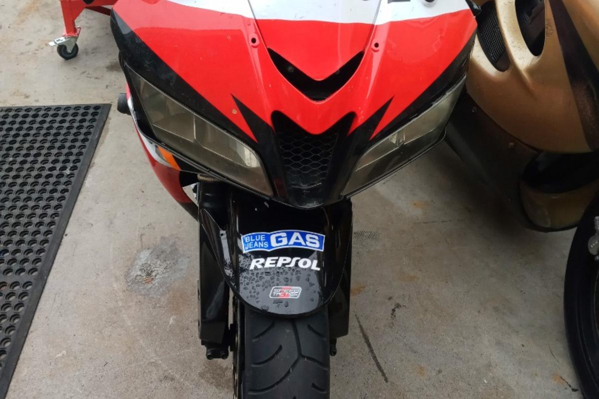 2007 Honda Repsol, 1