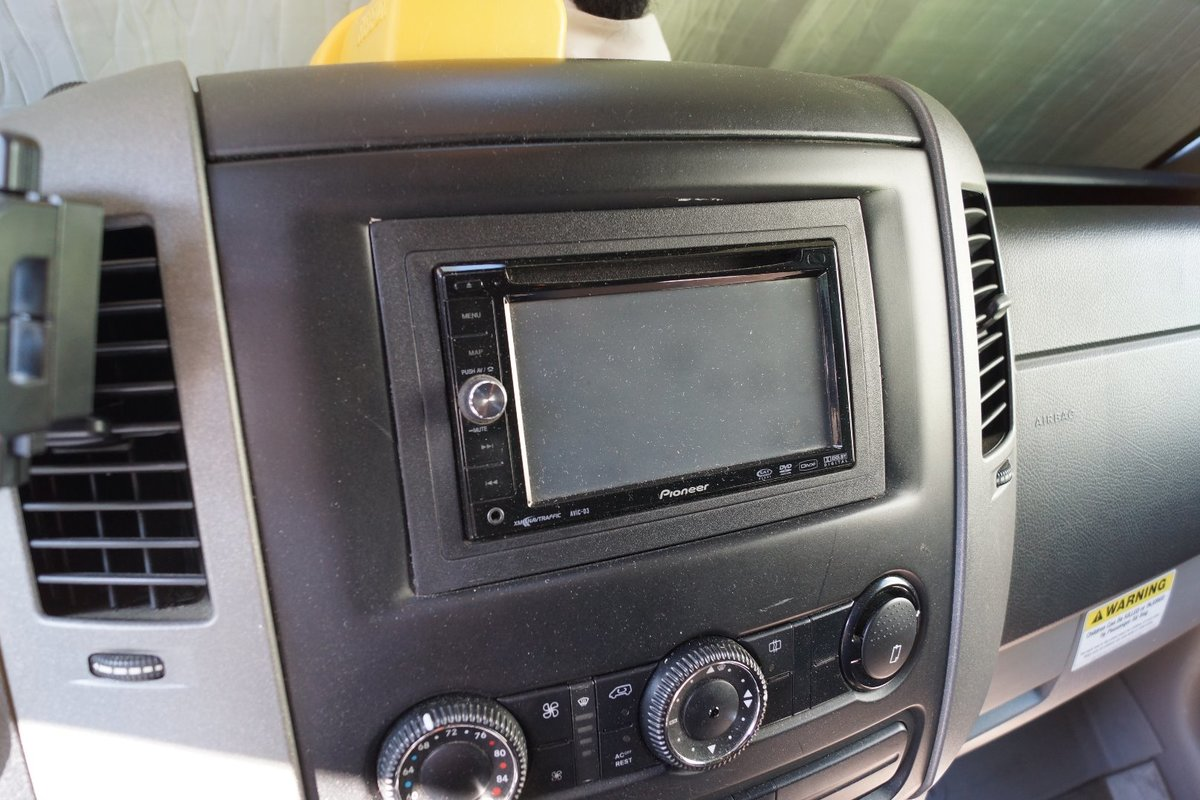 2007 Dodge Sprinter 2500 Diesel RV Conversion Van White, 14