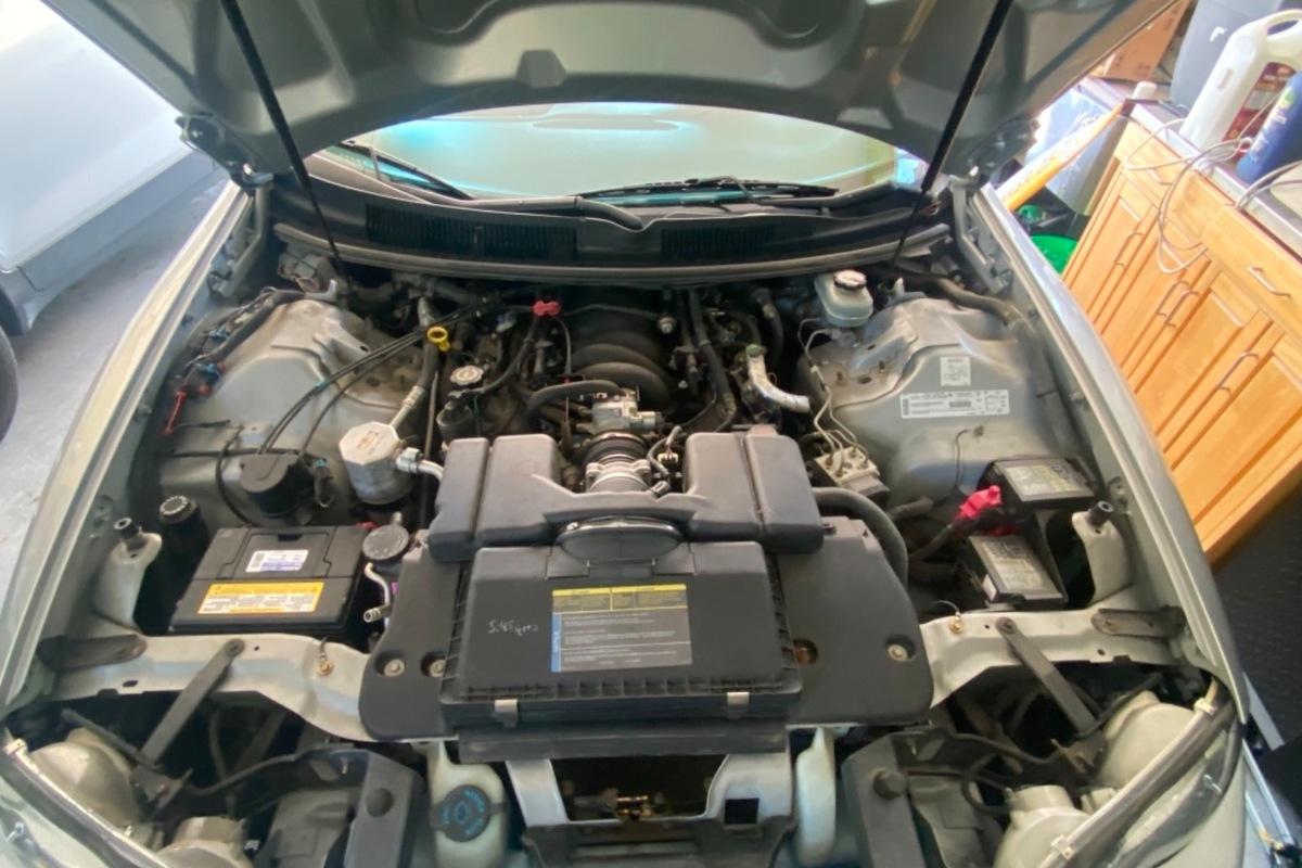 2000 Chevrolet Camaro Convertable SS, 7