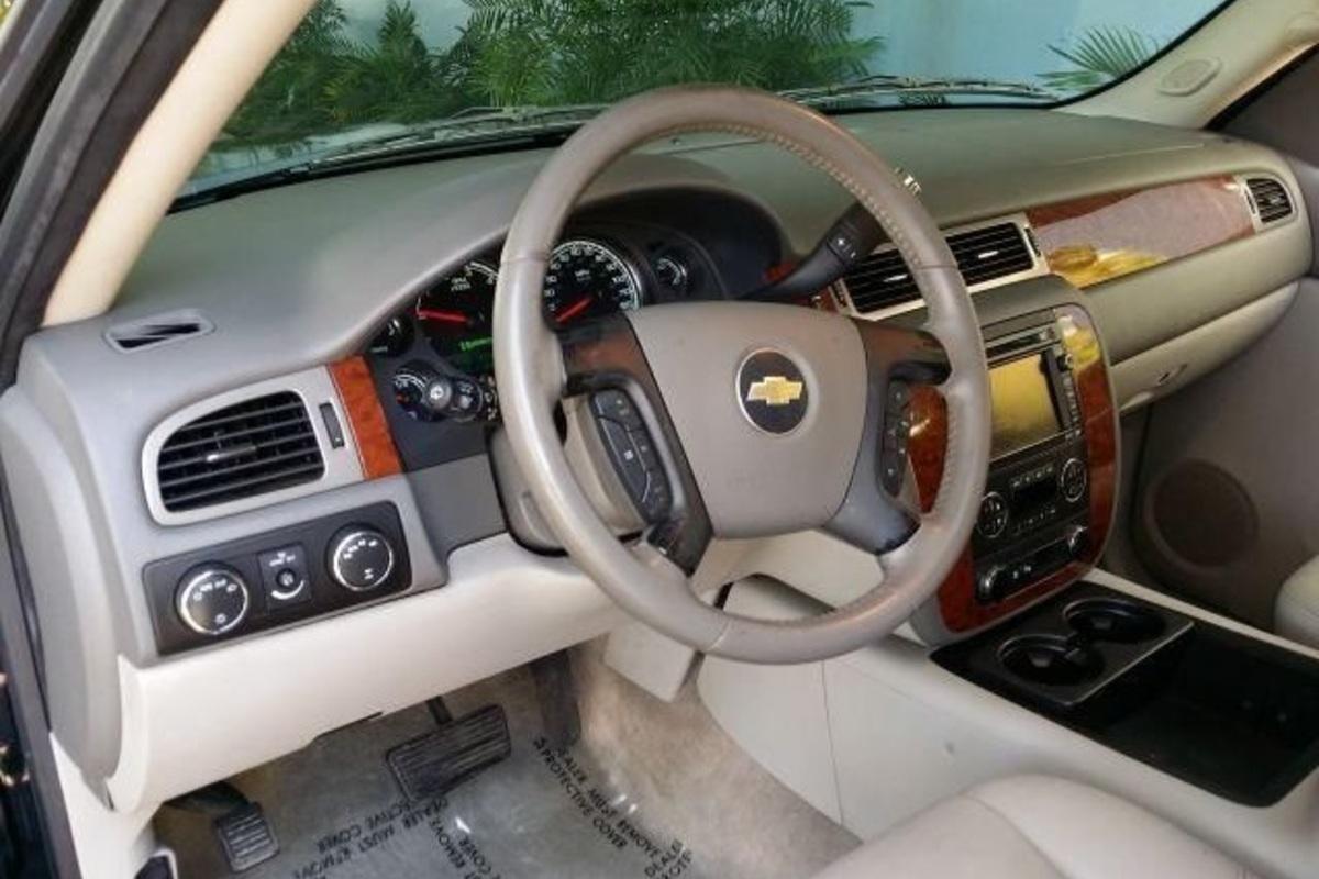 2008 Chevrolet Tahoe Hybrid Sport Utility 4-Door, 4