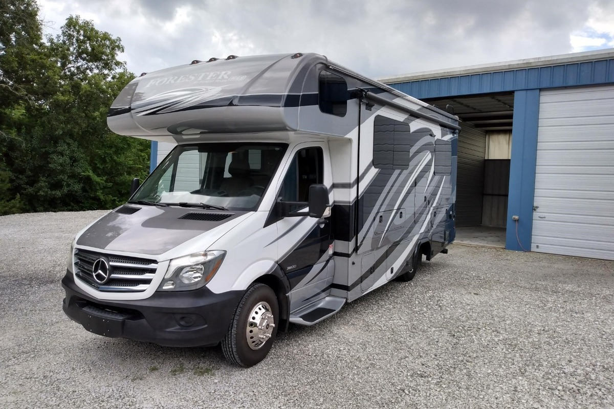 2016 Forest River Forester MBS 2401W, 5