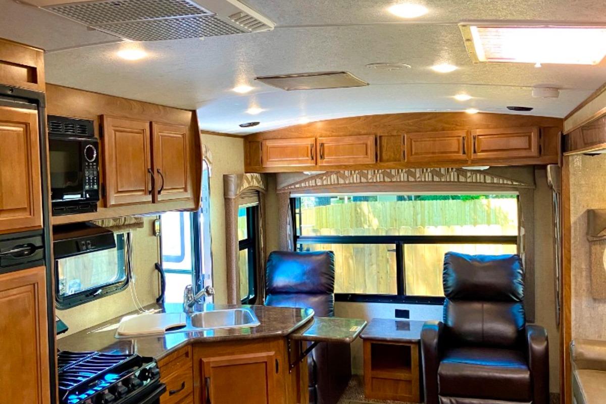 2015 Outdoors Timber Ridge 260RLS, 3