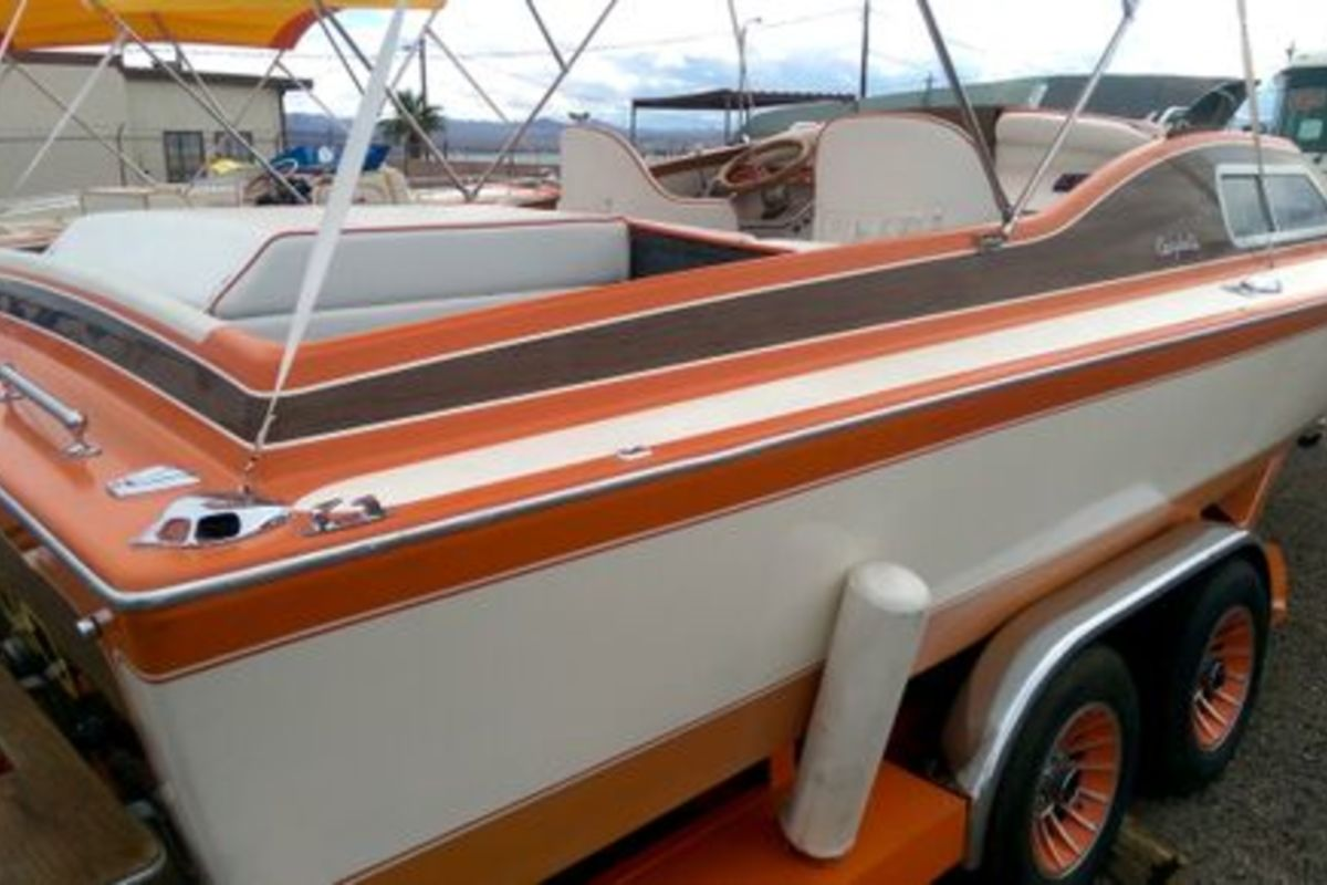 1974 Campbell Day cruiser 24, 3