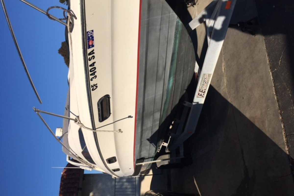 1993 Bayliner 2655 SUNBRIDGE, 0