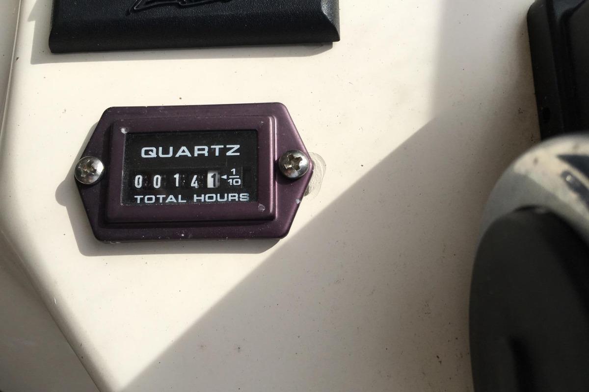 1999 Grady White 226 Seafarer, 3