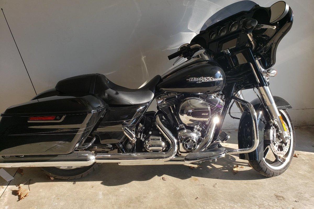 2014 Harley-Davidson FLHXS STREET GLIDE SP, 4