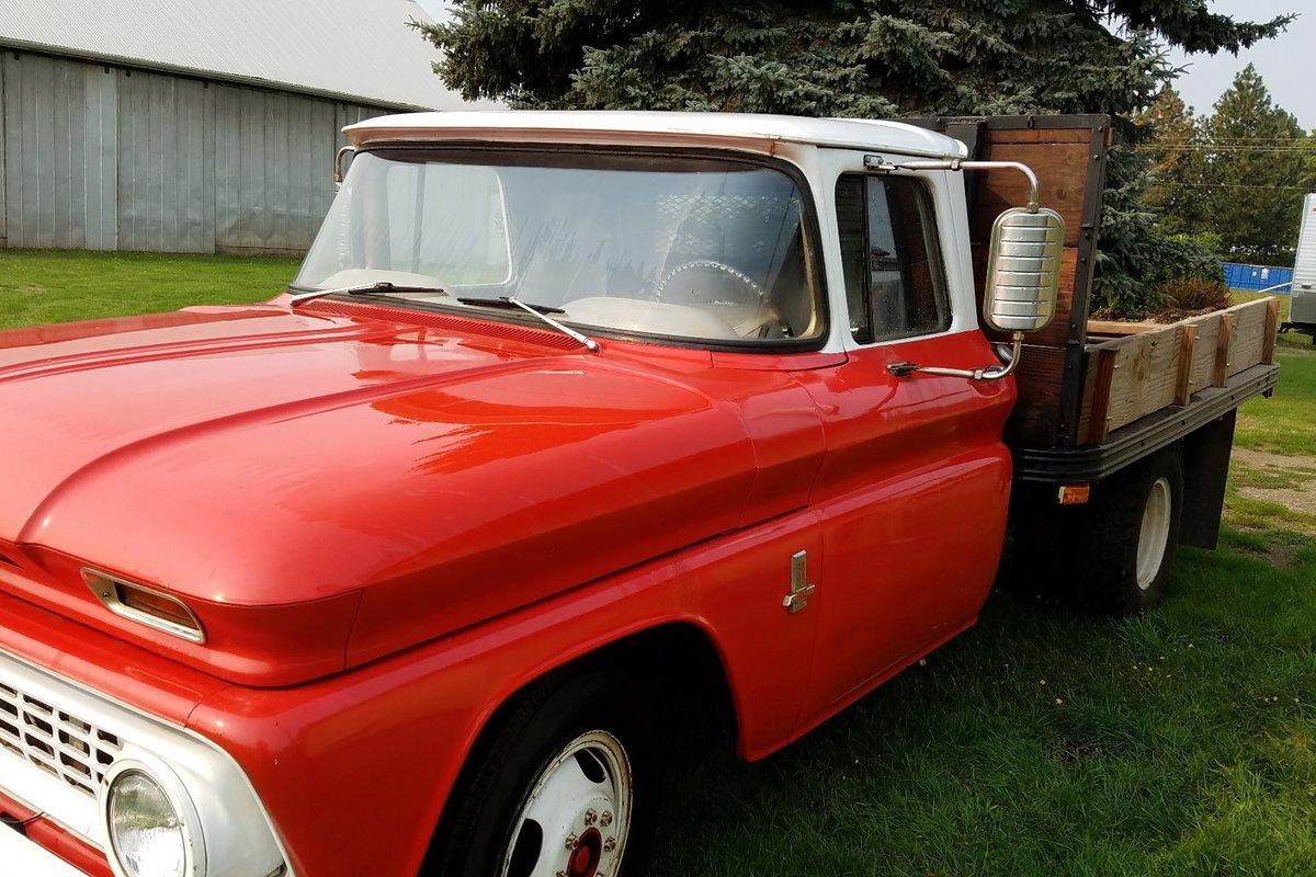 1963 Chevrolet C30 Flatbed, 9