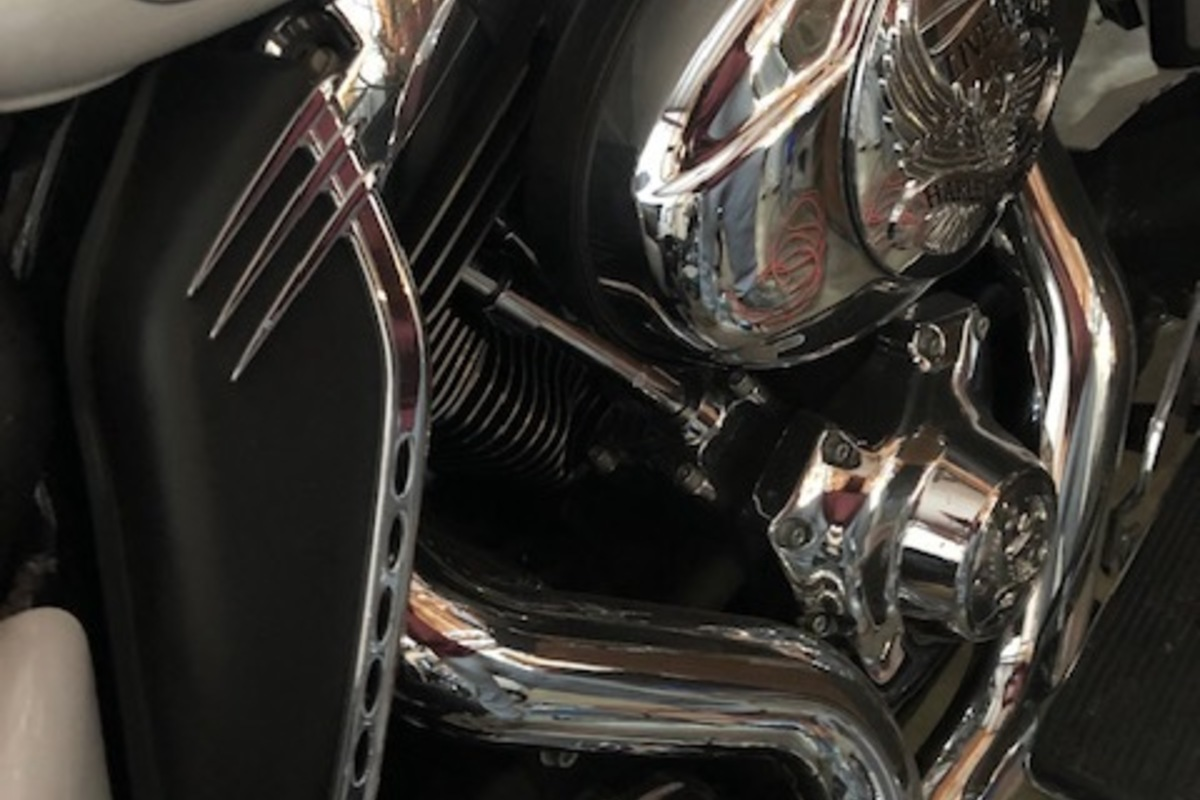 2012 Harley-Davidson Electra Glide Ultra Classic, 9