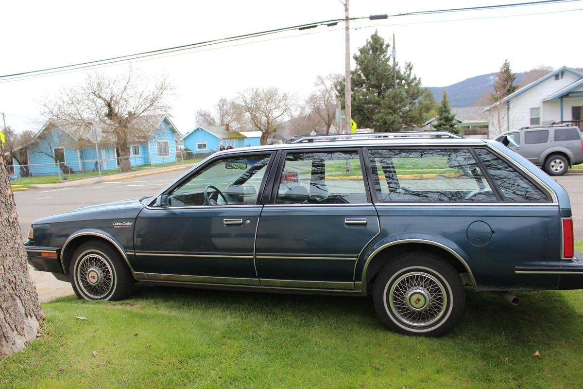 1987 olds cutlass cruser, 0