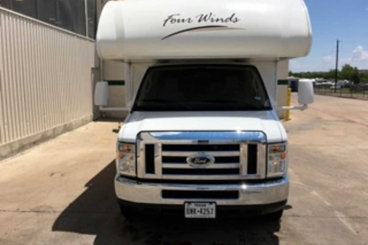 2013 Thor Four Winds 24C, 0
