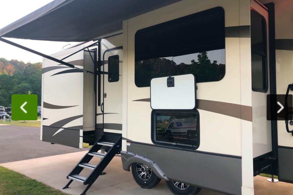 2017 Keystone Montana 3731fl, 3