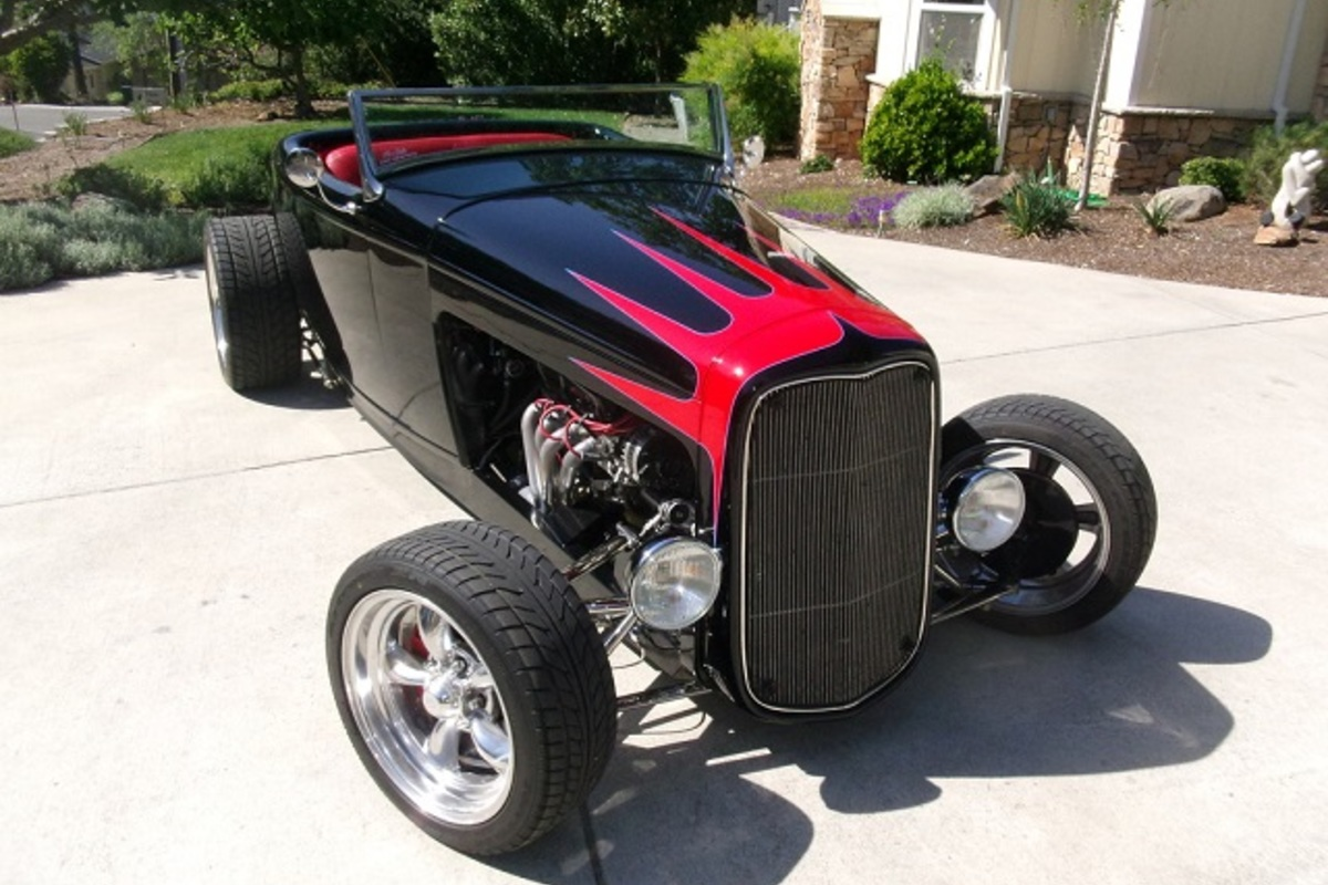 1932 Ford Dearborn Roadster, 1