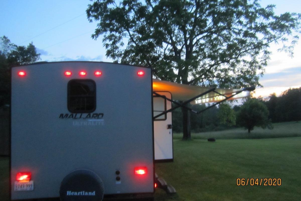 2016 Heartland Mallard M231, 12