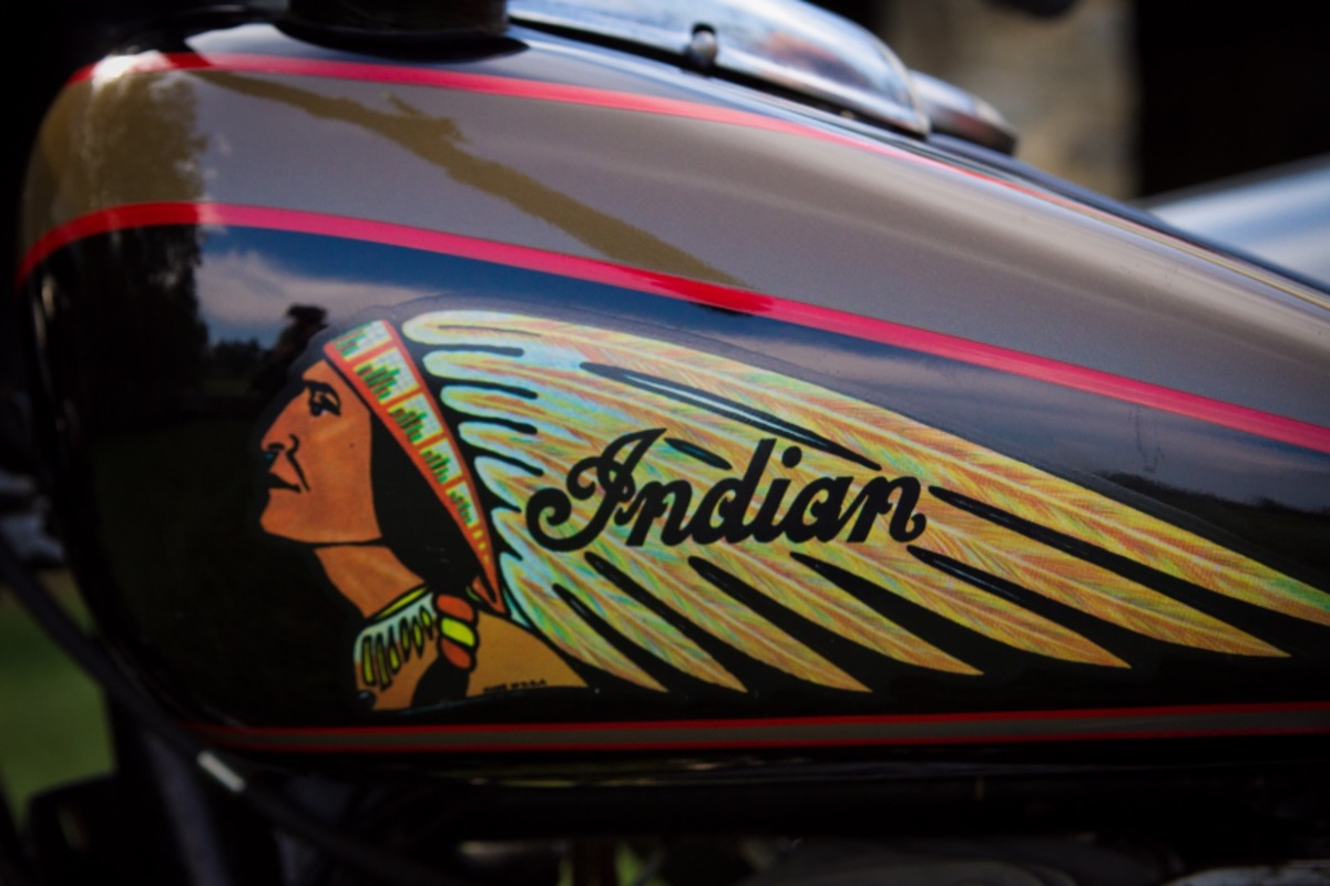 1939 Indian Motorcycle Chief, 2