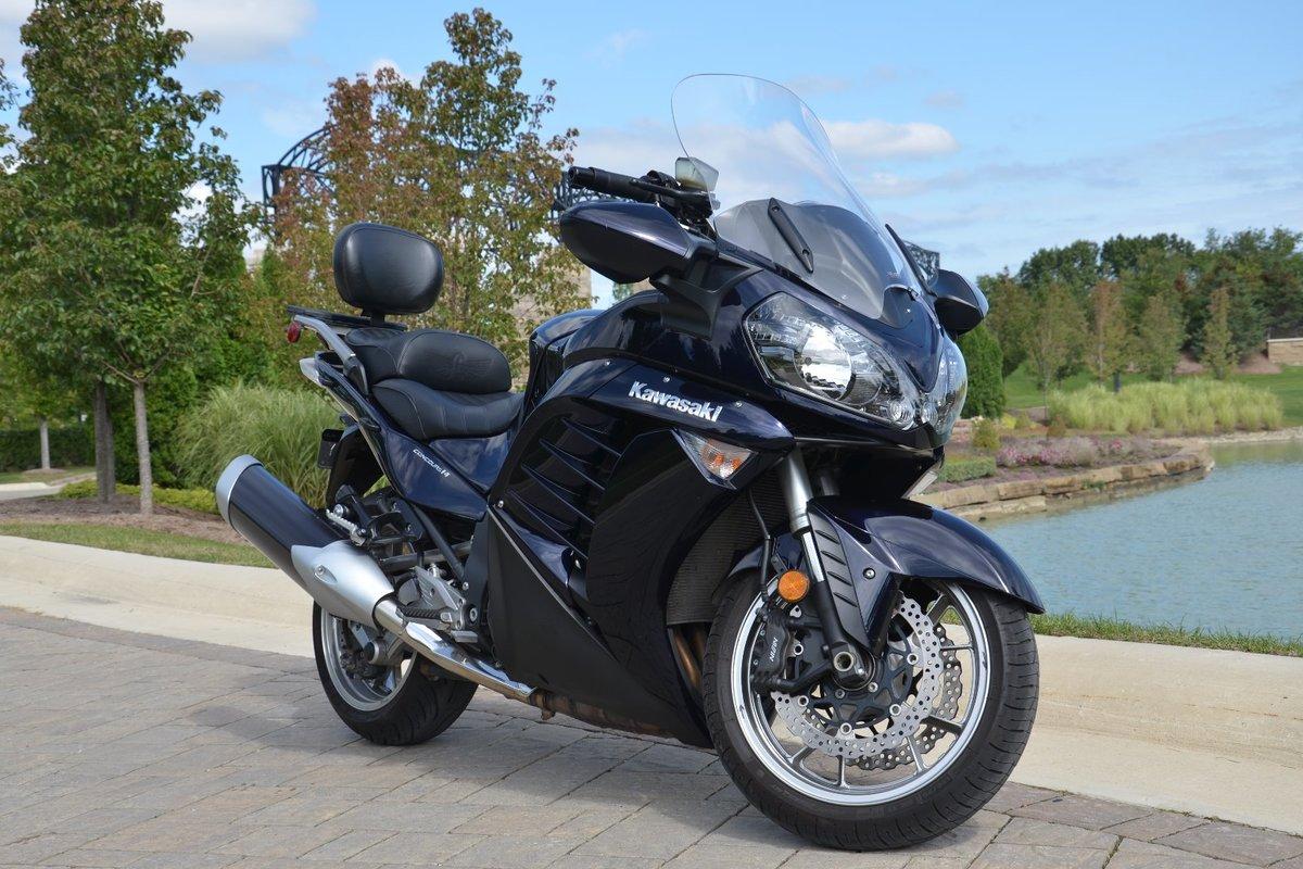 2010 Kawasaki Concours 14, 6