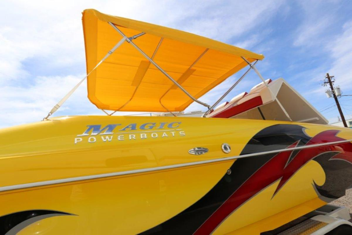 2006 Magic Powerboats Scepter, 8