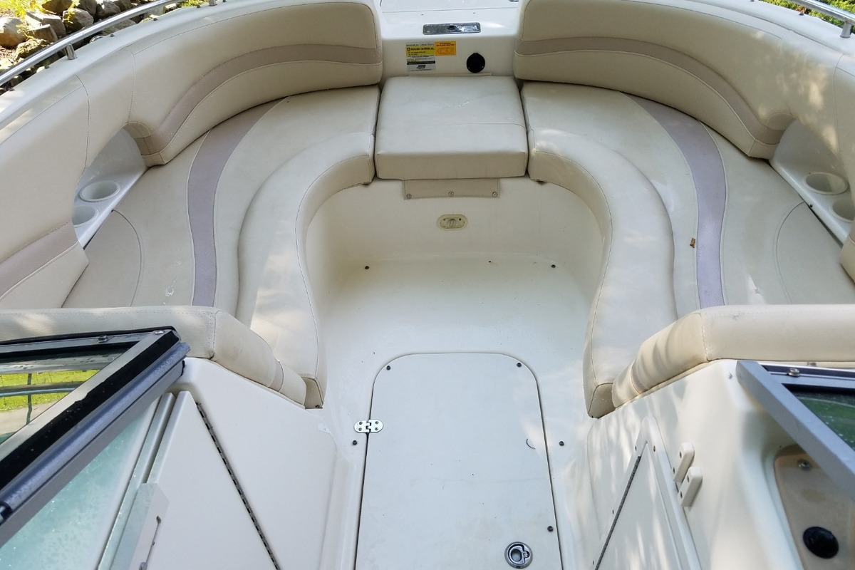 2007 NauticStar 230 Sport Deck, 15