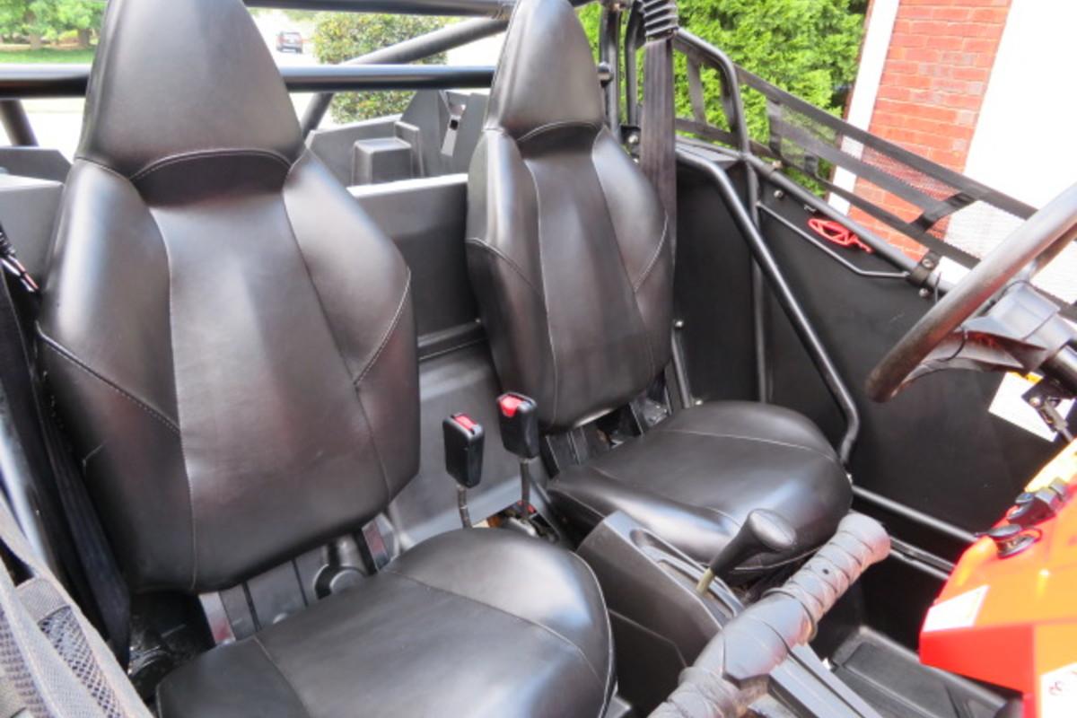 2013 POLARIS RAZOR S 900, 4