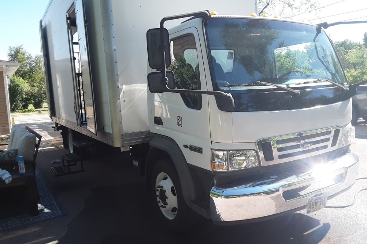 2009 Ford LCF, 7
