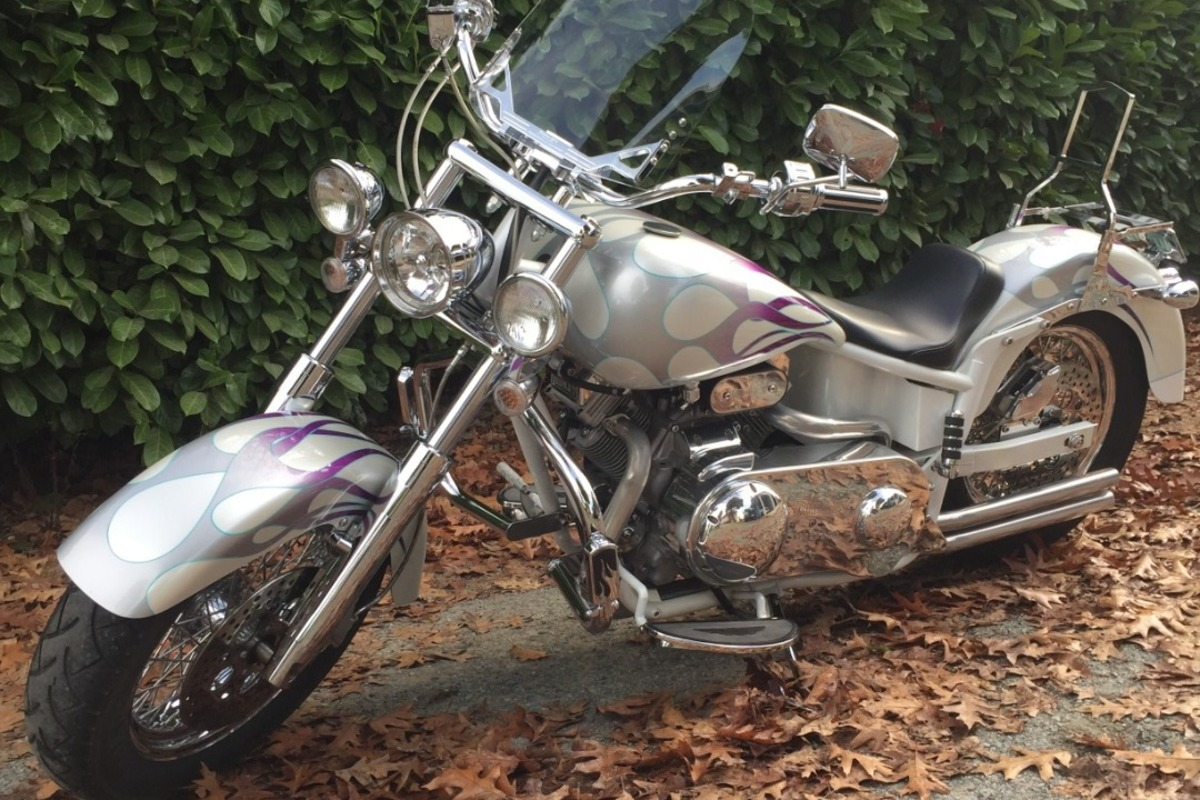 2005 Ridley 750 Auto Glide, 4