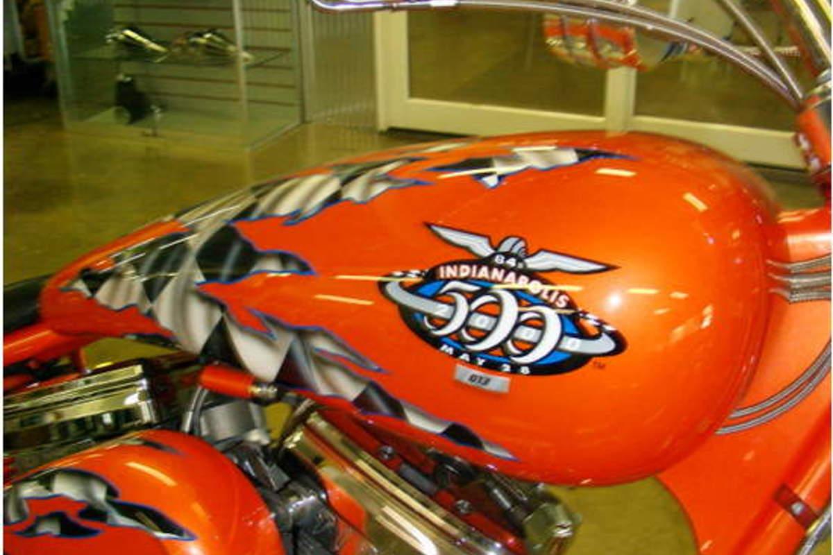 2000 Titan Indy 500 Limited Edition Ghecko Stretch, 1