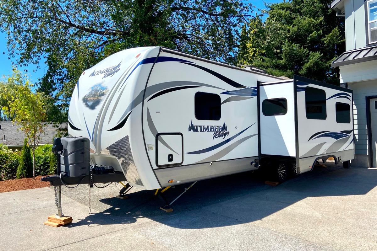 2015 Outdoors Timber Ridge 260RLS, 0
