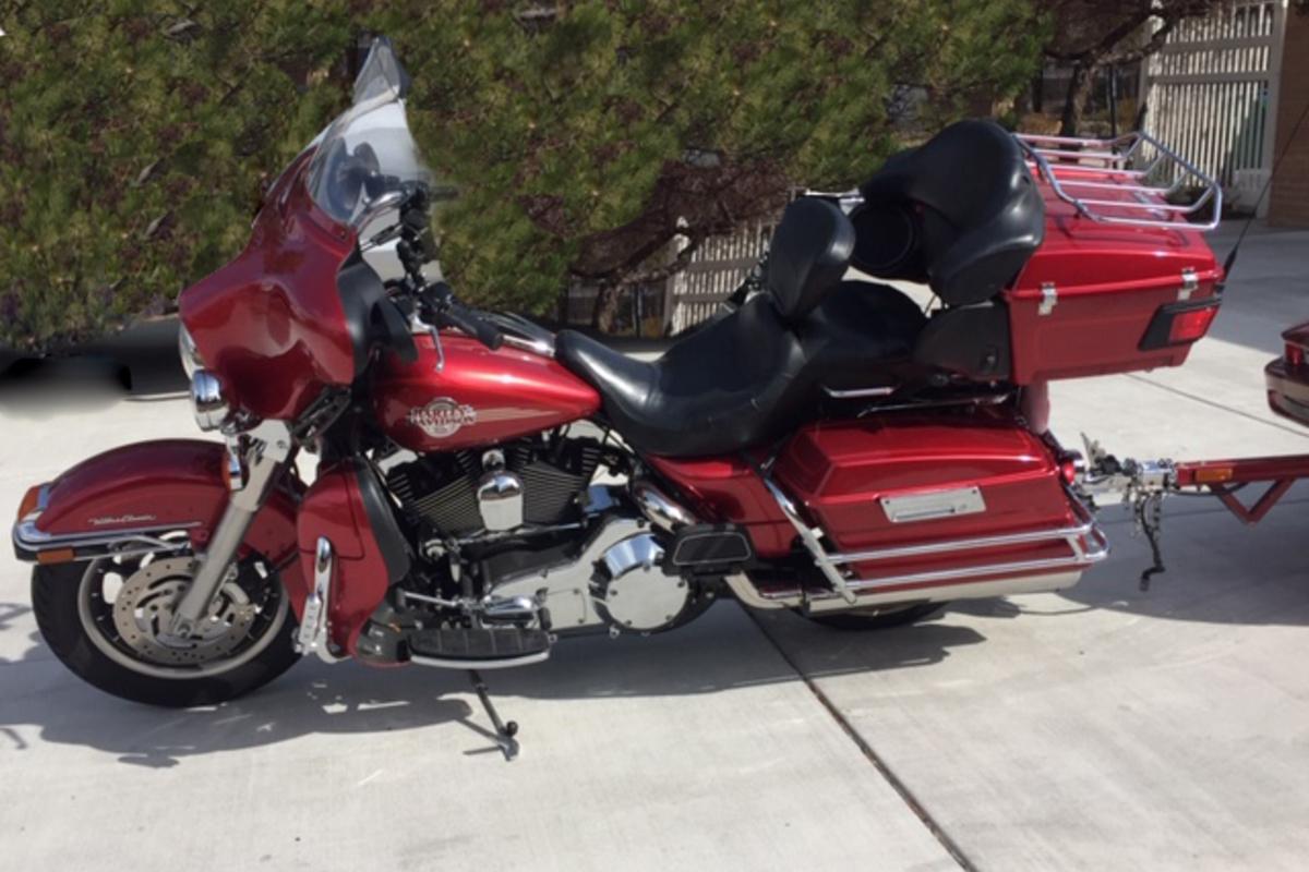 2005 Harley-Davidson Ultra-Classic, 7