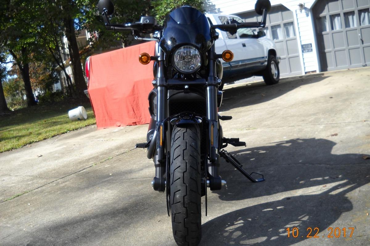 2017 Harley Davidson XG750A Street Rod, 11