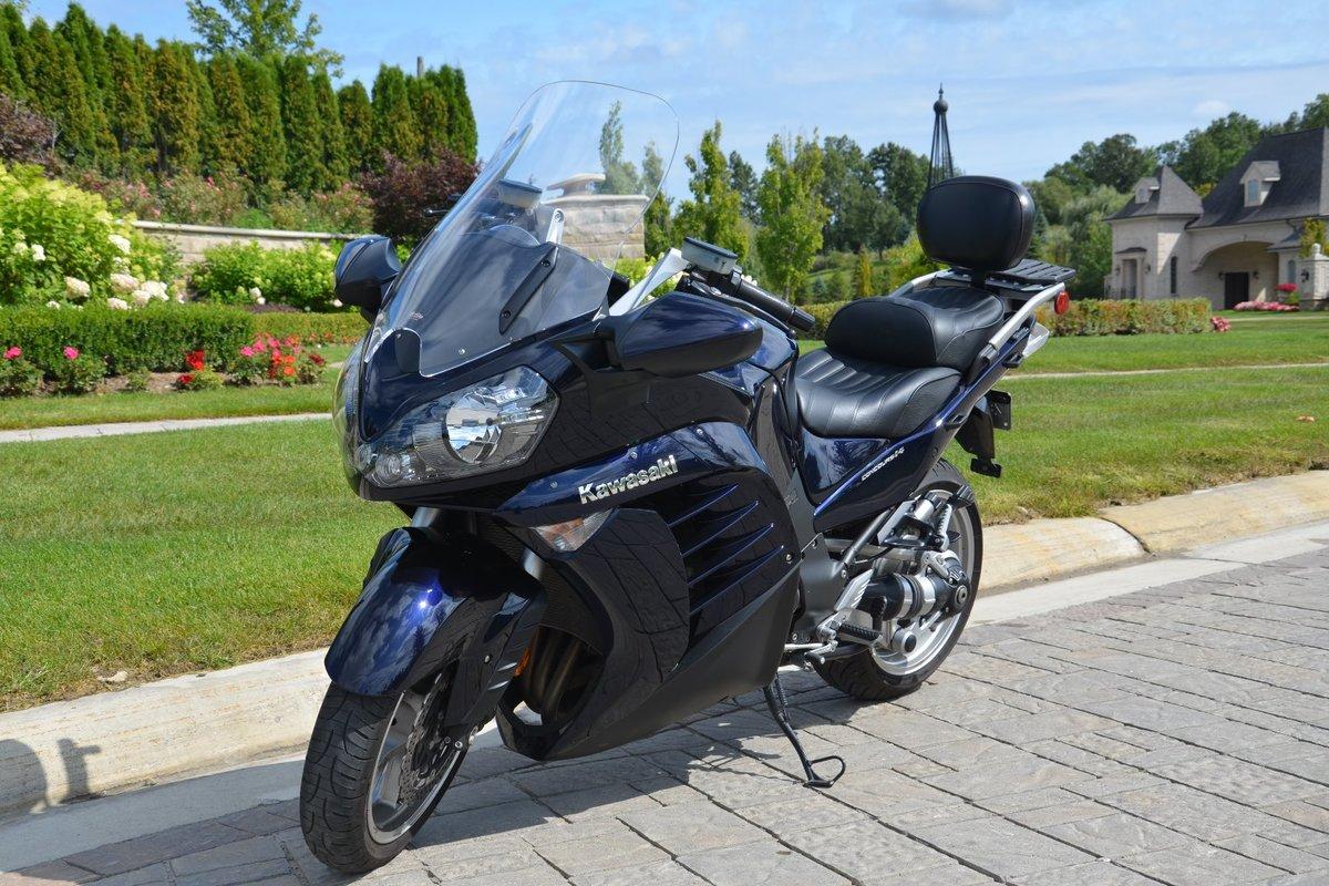2010 Kawasaki Concours 14, 1