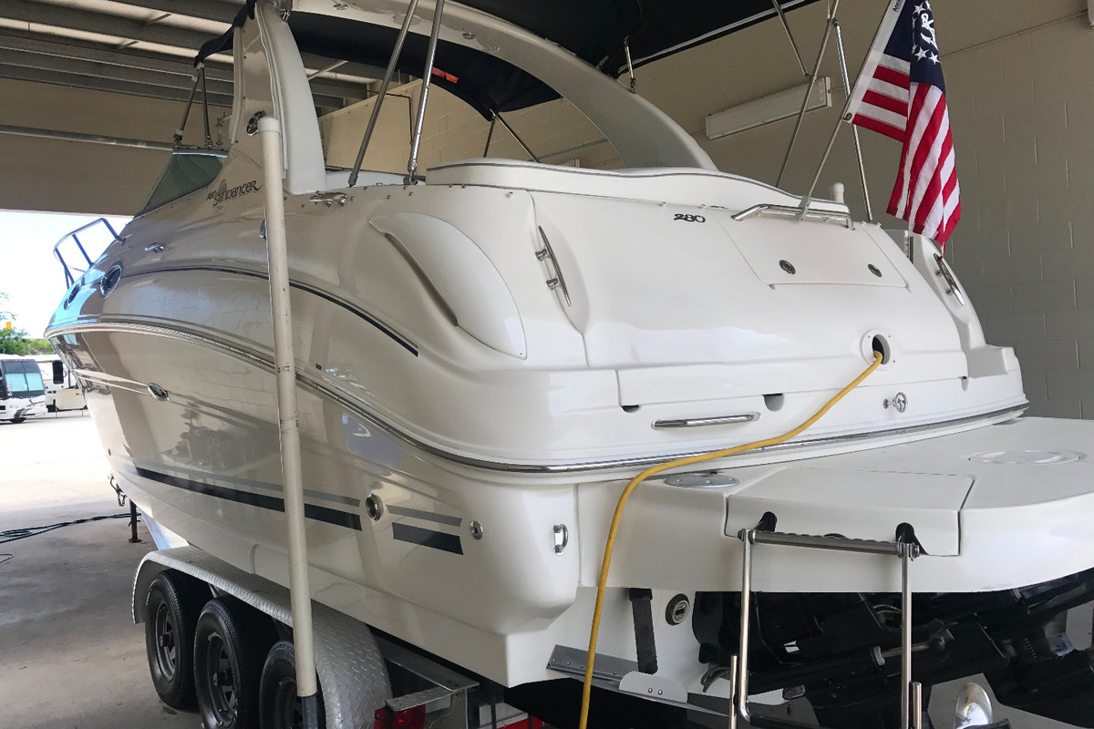 2005 Sea Ray Sundancer 280DA, 18