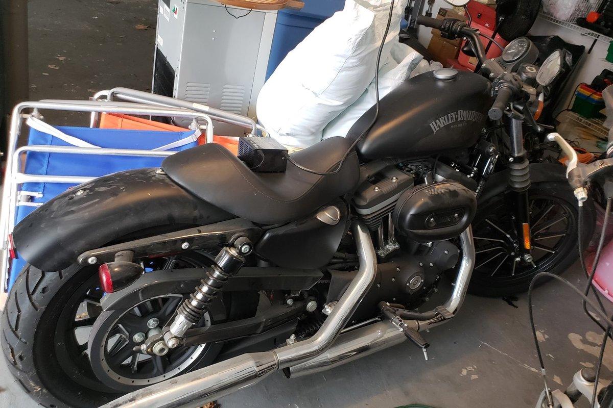 2012 Harley-Davidson XL88N, 0