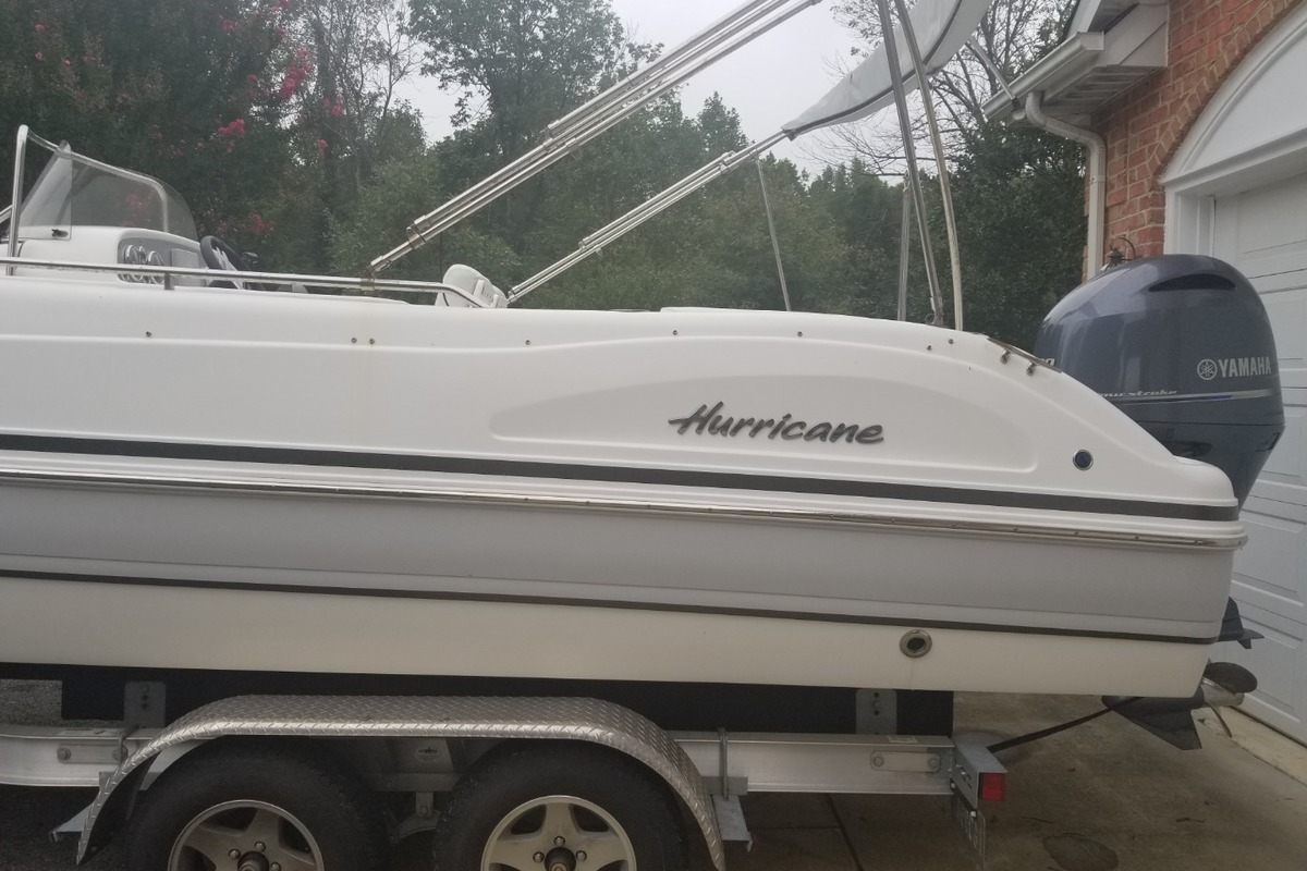 2016 Hurricane Boats 231 CC, 0