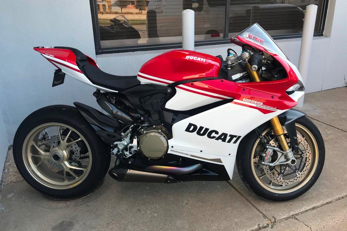 2017 Ducati 1299 S Anniversario, 0