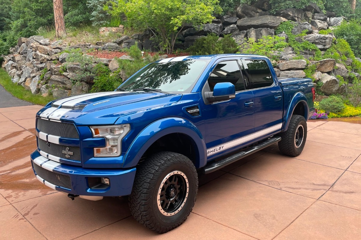 2017 Ford F150 Lariat Shelby 750, 1